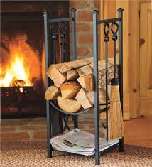 Fireplace Toolset - wood rack with tools fireplace tools plow u0026 hearth