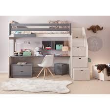 lit superposé avec bureau intégré conforama lit mezzanine conforama 140 fabulous lit mezzanine combine