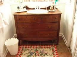 Dresser Turned Bathroom Vanity 32 Best Antique Dresser Vanities Images On Pinterest Bathroom