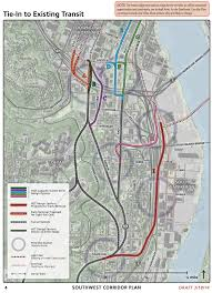 Portland Max Map metro releases updated southwest corridor maps showing likely