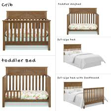 Crib Convertible Toddler Bed Harriet Bee Baltimore 5 In 1 Convertible Crib Reviews Wayfair