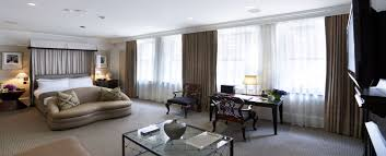 Guest Room With Twin Beds by Luxury Hotel In Boston Rooms Xv Beacon