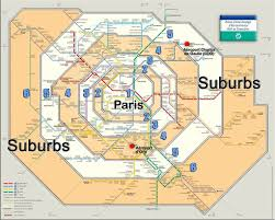 Paris Rer Map Paris I Love Your Public Transport System Erasmus Blog Paris