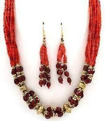 beaded necklace ebay images Multi strand necklace ebay JPG