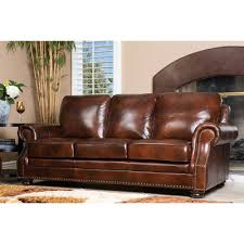 Abbyson Leather Sofa Reviews Incredible Abbyson Living Leather Sofa Abson Living Karington