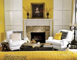 Yellow Living Rooms Living Stunning Yellow Living Room Decor - Yellow interior design ideas