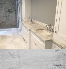 Carrara Marble Bathroom Countertops 48 Best Magnificent Marble Images On Pinterest Marbles Granite
