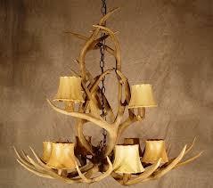 Authentic Antler Chandelier Antler Lighting Fixtures Antler Furniture Antler Home Decor