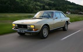 peugeot 2 door sports car throwback thursday remember the peugeot 504 coupé a smooth two