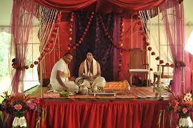 Wedding Mandap For Sale Our Diy Mandap For Our Telugu Brahmin Wedding Ceremony Linen From