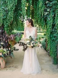 organic garden wedding ideas by esmeralda franco photography