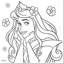 desenhos colorir princesas disney 017 coloring pages sleeping