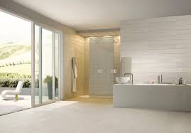 bathroom tile floor porcelain stoneware plain arbor