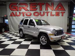 2005 jeep liberty suv for sale 1 718 used cars from 3 200