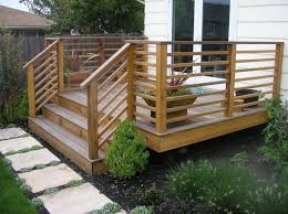 25 best ideas about deck stair railing on pinterest deck modern