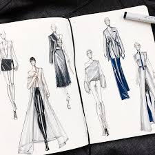 resultado de imagen de sketchbook moda artist study pinterest