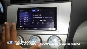2008 2011 toyota camry radio removal youtube