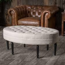 oval coffee table into ottoman thesecretconsul com