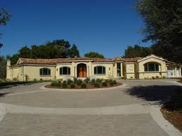 Mediterranean Style Mansions Mediterranean Home Architecture And Custom House Floor Plans Lyon