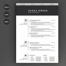 designer resume template the best cv resume templates 50 exles design shack