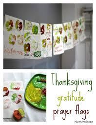 gratitude prayer flags thanksgiving craft for nurturestore