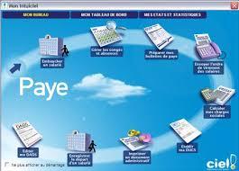 logiciel icone bureau les carnets de la gestion ciel paye ergonomie 1