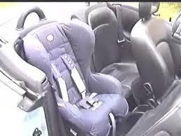 siege auto peugeot installation d un siège enfant