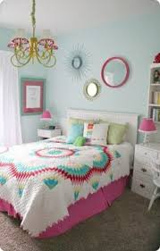Bedroom Blue And Green Aqua And Pink One Of My Fave Combos For A Little U0027s Room