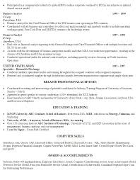 Sample Resume Finance Manager by Finance Director Sample Resume Ambrionambrion Minneapolis