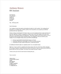 100 original papers cover letter sample hr assistant