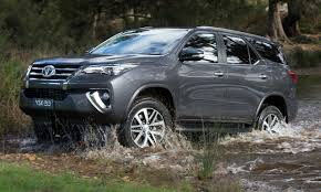 2016 toyota fortuner features specifications brochure