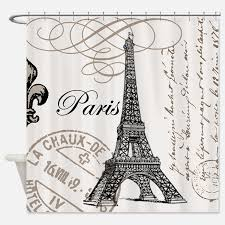 Themed Shower Curtains Well Suited Themed Shower Curtain Parisian Design Curtains