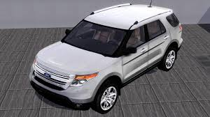 2012 Ford Exploer My Sims 3 Blog 2012 Ford Explorer By Fresh Prince