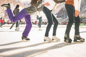 skating rink finally brings actual winter to winter park