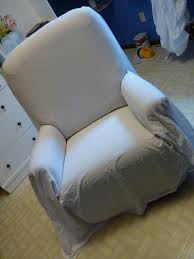 reclining wing chair slipcovers chair covers reclining chair