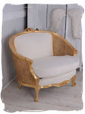 canapé shabby chic rococo antique chairs ebay