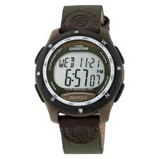 timex expedition compass watch amazon black friday o u003c timex men u0027s t41261 expedition digital compass brown leather and