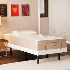 extra long espresso walnut trundle bed with book case headboard