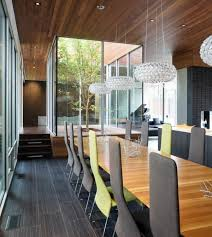 Long Dining Room Chandeliers 16 Long Dining Room Table Designs