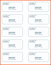 10 avery shipping label template survey template words