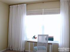 Curtain Rod Instructions Diy Curtain Rod Of Any Length From Metal Conduit Great Idea And
