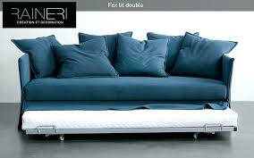canapé convertible couchage journalier canape convertible lit quotidien matelas couchage quotidien canape
