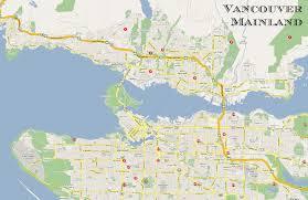 Vancouver Washington Map stargate sg 1 locations vancouver