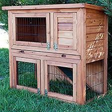 Flat Pack Rabbit Hutch Bunny Business Double Decker With Run Rabbit Hutch Hutches Guinea