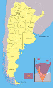 Map Of Southern Spain Atlas Of Argentina Wikimedia Commons
