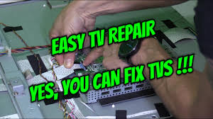 led lcd tv repair doesn u0027t turn on no picture screen vizio