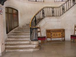 Building Interior Stairs File Banff Springs Staircase Jpg Wikimedia Commons