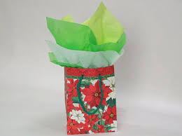 present tissue paper how to wrap presents in a gift bag dummies