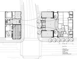 recording studio floor plan studio bell by allied works architecture 12