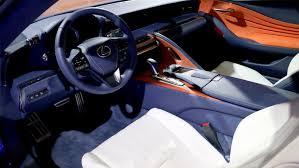 lexus lc 500 interior photos photo lexus lc 500h interior auto moto japan bullet